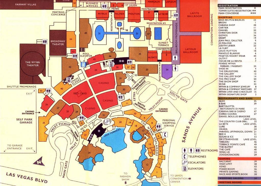 Large Las Vegas Maps For Free Download And Print | High-Resolution regarding Las Vegas Printable Map