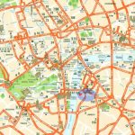 Large London Maps For Free Download And Print | High Resolution And In London Street Map Printable