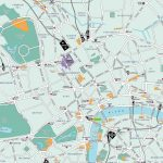 Large London Maps For Free Download And Print | High Resolution And Regarding Printable Map Of London