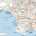 Large Los Angeles Maps For Free Download And Print | High Resolution Throughout Los Angeles Freeway Map Printable
