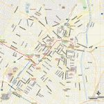 Large Los Angeles Maps For Free Download And Print | High Resolution With Printable Map Of Los Angeles