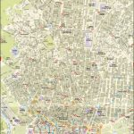 Large Madrid Maps For Free Download And Print | High Resolution And In Madrid City Map Printable