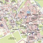 Large Marrakech Maps For Free Download And Print | High Resolution Pertaining To Marrakech Tourist Map Printable