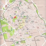 Large Marrakech Maps For Free Download And Print | High Resolution With Marrakech Tourist Map Printable