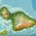Large Maui Maps For Free Download And Print | High Resolution And In Maui Road Map Printable