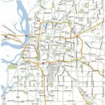 Large Memphis Maps For Free Download And Print | High Resolution And With Regard To Memphis City Map Printable