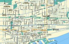 Montreal Metro Map Printable