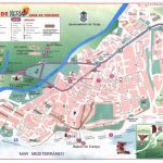 Large Nerja Maps For Free Download And Print   High Resolution And Inside Printable Street Map Of Granada Spain