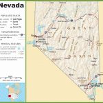 Large Nevada Maps For Free Download And Print | High Resolution And With Regard To Printable Map Of Nevada