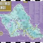 Large Oahu Island Maps For Free Download And Print | High Resolution In Printable Map Of Waikiki