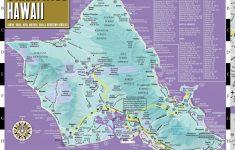 Printable Map Of Hawaiian Islands