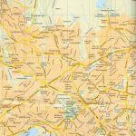 Large Oslo Maps For Free Download And Print | High Resolution And Pertaining To Oslo Map Printable