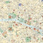 Large Paris Maps For Free Download And Print | High Resolution And Within Street Map Of Paris France Printable