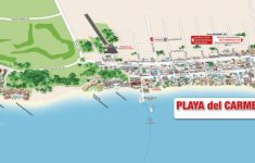 Large Playa Del Carmen Maps For Free Download And Print | High inside Printable Map Of Playa Del Carmen