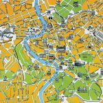 Large Rome Maps For Free Download And Print | High Resolution And For Rome City Map Printable