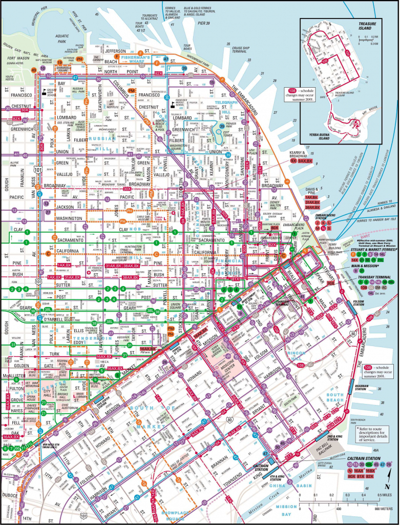 Large San Francisco Maps For Free Download And Print | High throughout Printable Map Of San Francisco Streets