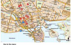 Stockholm Tourist Map Printable