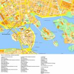 Large Stockholm Maps For Free Download And Print   High Resolution Throughout Stockholm Tourist Map Printable