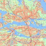 Large Stockholm Maps For Free Download And Print | High Resolution With Printable Map Of Stockholm