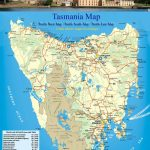 Large Tasmania Maps For Free Download And Print   High Resolution Intended For Printable Map Of Tasmania