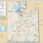 Large Utah Maps For Free Download And Print | High Resolution And Inside Printable Map Of Utah