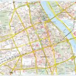 Large Warsaw Maps For Free Download And Print | High Resolution And With Warsaw Tourist Map Printable