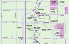 Printable Map Of Las Vegas Strip With Hotel Names