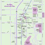 Las Vegas Map, Official Site   Las Vegas Strip Map Pertaining To Printable Las Vegas Strip Map 2016