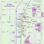 Las Vegas Map, Official Site   Las Vegas Strip Map Regarding Las Vegas Strip Map 2016 Printable