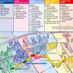 Las Vegas Maps   Top Tourist Attractions   Free, Printable City With Printable Map Of Las Vegas Strip