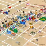 Las Vegas Maps   Top Tourist Attractions   Free, Printable City Within Printable Map Of Las Vegas Strip