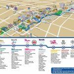 Las Vegas Strip Hotels And Casinos Map | Las Vegas In 2019 | Las Pertaining To Printable Map Of Vegas Strip 2017