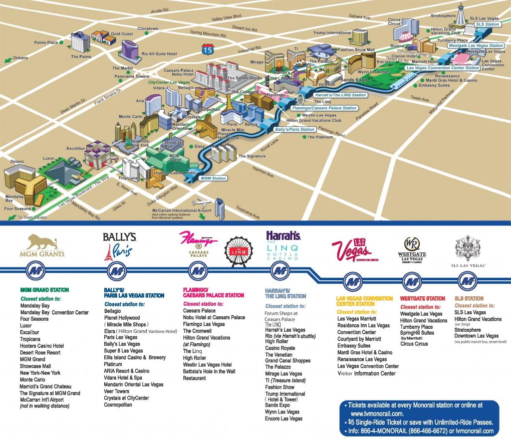 Las Vegas Strip Hotels Map And Travel Information | Download Free pertaining to Printable Map Of Las Vegas Strip