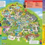 Legoland California Park Map Printable Map Of Theme Parks In Within Legoland Printable Map