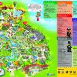 Legoland California Water Park Map | Printable Maps Pertaining To Legoland Printable Map