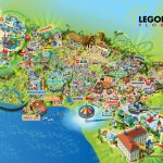 Legoland® Florida Is A 150 Acre Interactive Theme Park With More In Legoland Printable Map