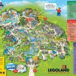 Legoland San Diego Map   Map Of Legoland San Diego (California   Usa) For Legoland Printable Map