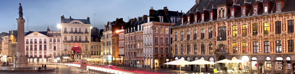 Lille City Centre Map - Printable Map Of Lille City Centre (Hauts-De with regard to Printable Map Of Lille City Centre