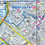 Lille Tourist Map City Plan Of Photos 1725×1311 Attachments With Regard To Printable Map Of Lille City Centre