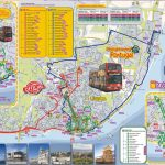 Lisbon Attractions Map Pdf   Free Printable Tourist Map Lisbon For Lisbon Tourist Map Printable