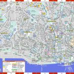 Lisbon Maps   Top Tourist Attractions   Free, Printable City Street Map With Lisbon Tourist Map Printable