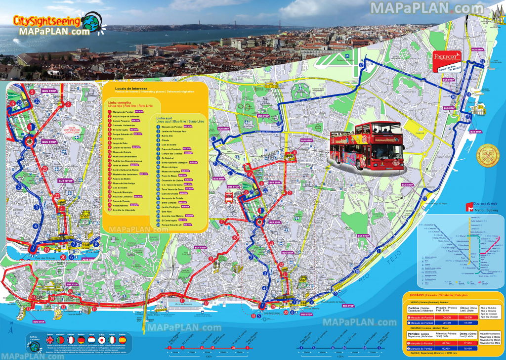 Lisbon Maps - Top Tourist Attractions - Free, Printable City Street regarding Lisbon Tourist Map Printable