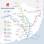 Lisbon Metro   The Fastest Way To Get Around Lisbon With Lisbon Metro Map Printable