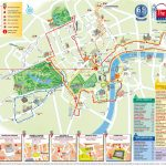 London Attractions Map Pdf   Free Printable Tourist Map London Pertaining To London Tourist Map Printable
