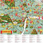 London Maps   Top Tourist Attractions   Free, Printable City Maps With Printable Travel Maps For Kids