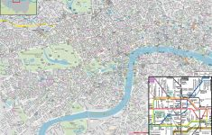 Central London Map Printable
