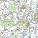 London Maps   Top Tourist Attractions   Free, Printable City Street With Regard To Map Of London Attractions Printable