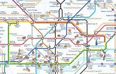 Printable London Underground Map