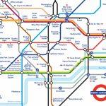 London Underground Map Printable | Globalsupportinitiative Regarding Printable Tube Map
