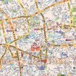 Londonmap1 2Posterdet2 Printable Street Map Of Central London 3 Throughout Printable Street Map Of Central London